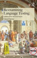 Re examining Language Testing