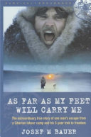 As Far as My Feet Will Carry Me ebook