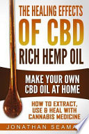 The Healing Effects of CBD Rich Hemp Oil - Make Your Own CBD Oil at Home
