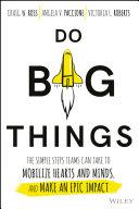 Do Big Things [Pdf/ePub] eBook