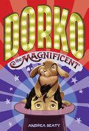 Dorko the Magnificent Book