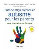 Pdf L'intervention précoce en autisme pour les parents Telecharger
