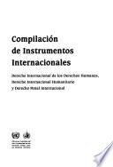 Compilación de instrumentos internacionales