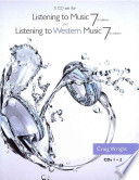 5 CD Set for Wright's Listening to Music, 7th and Listening to Western Music, 7th