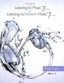 5 CD Set for Wright s Listening to Music  7th and Listening to Western Music  7th