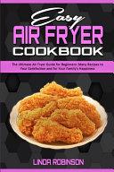 Easy Air Fryer Cookbook Book PDF