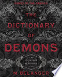 The Dictionary of Demons  Expanded   Revised
