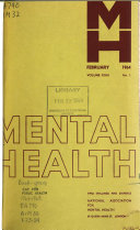 Mental Health Book PDF