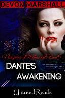 Pdf Dante's Awakening