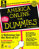 America Online for Dummies Book