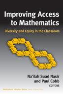 Improving Access to Mathematics