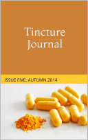 Tincture Journal Issue Five  Autumn 2014