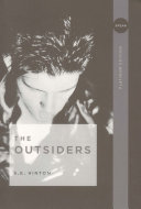 The Outsiders S. E. Hinton Cover