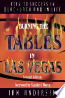 """Burning the Tables in Las Vegas: Keys to Success in Blackjack and in Life"" by Ian Andersen"