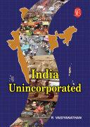 Pdf India Unincorporated