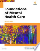 """Foundations of Mental Health Care E-Book"" by Michelle Morrison-Valfre"