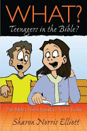 What? Teenagers in the Bible?
