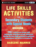 Life Skills Activities for Secondary Students with Special Needs Pdf/ePub eBook
