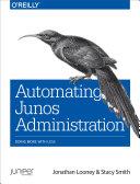 Automating Junos Administration Pdf/ePub eBook