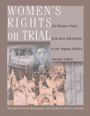 Women s Rights on Trial Book PDF