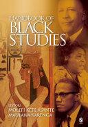 Pdf Handbook of Black Studies