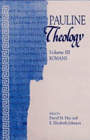 Pauline Theology Romans