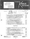 Jim Kobak s Kirkus Reviews