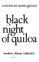 Black Night of Quiloa ebook