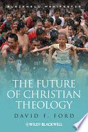 The Future of Christian Theology Book