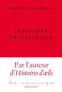 Pdf Les goûts de Napoléon Telecharger