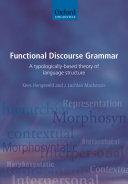 Functional Discourse Grammar