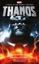 Marvel Novels - Thanos: Death Sentence