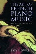Pdf The Art of French Piano Music Telecharger