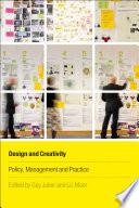 Design and Creativity