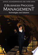 E Business Process Management Technologies And Solutions Book