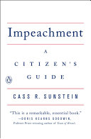 Impeachment [Pdf/ePub] eBook