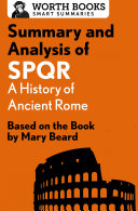 Pdf Summary and Analysis of SPQR: A History of Ancient Rome