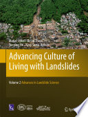 Advancing Culture of Living with Landslides Book