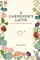 A Gardener's Latin ebook