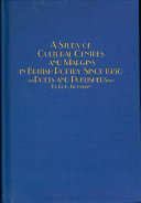 A Study Of Cultural Centres And Margins In British Poetry Since 1950