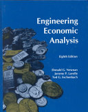 Engineering Economic Analysis Book PDF