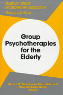 Group Psychotherapies for the Elderly