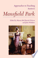 Read Online Approaches to Teaching Austen's Mansfield Park For Free