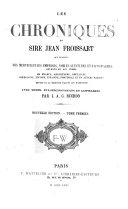 Choix de chroniques et mémoires sur l'histoire de France: XVe siècle