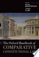 The Oxford Handbook Of Comparative Constitutional Law