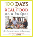 100 Days of Real Food: On a Budget Pdf/ePub eBook