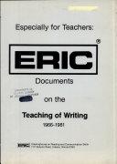 Especially for Teachers