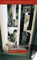 Queer Domesticities