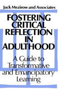 Fostering Critical Reflection in Adulthood