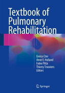 Textbook of Pulmonary Rehabilitation Book